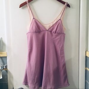 Victoria's Secret Lilac Nightgown